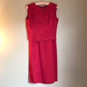 1960s Vintage 2 pieces dress